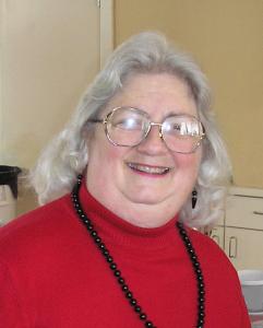 Branch Pres Mary Alice